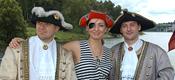 «Остров сокровищ» — пиратская корпоративная вечеринка с элементами team-building